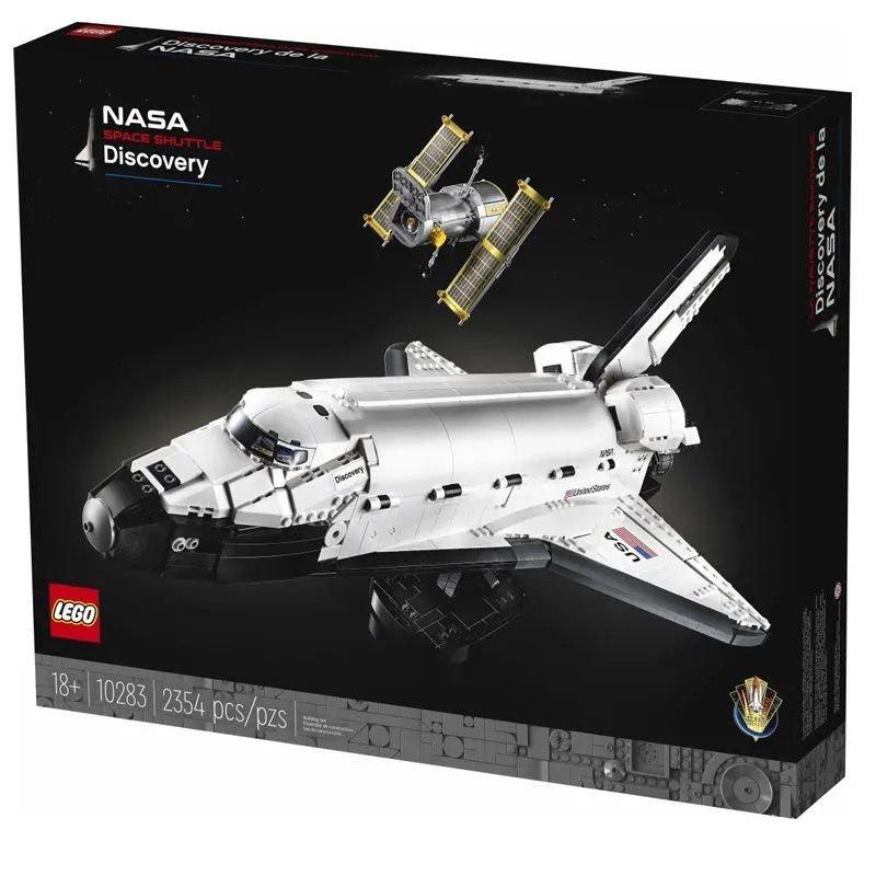 🍥樂高(LEGO)積木益智玩具孩禮物美國宇航員發現號航天飛機10283🥥
