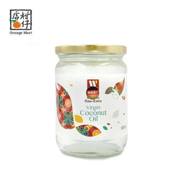斯里蘭卡WICHY特級初榨冷壓椰子油(500ml)