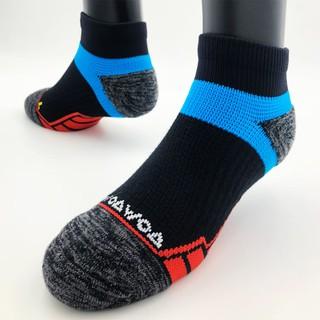 【WOAWOA】台灣製 登山襪 健走襪 機能襪 厚襪 足弓襪 壓力襪 除臭襪 短襪 運動襪 襪子-男款 彰化縣