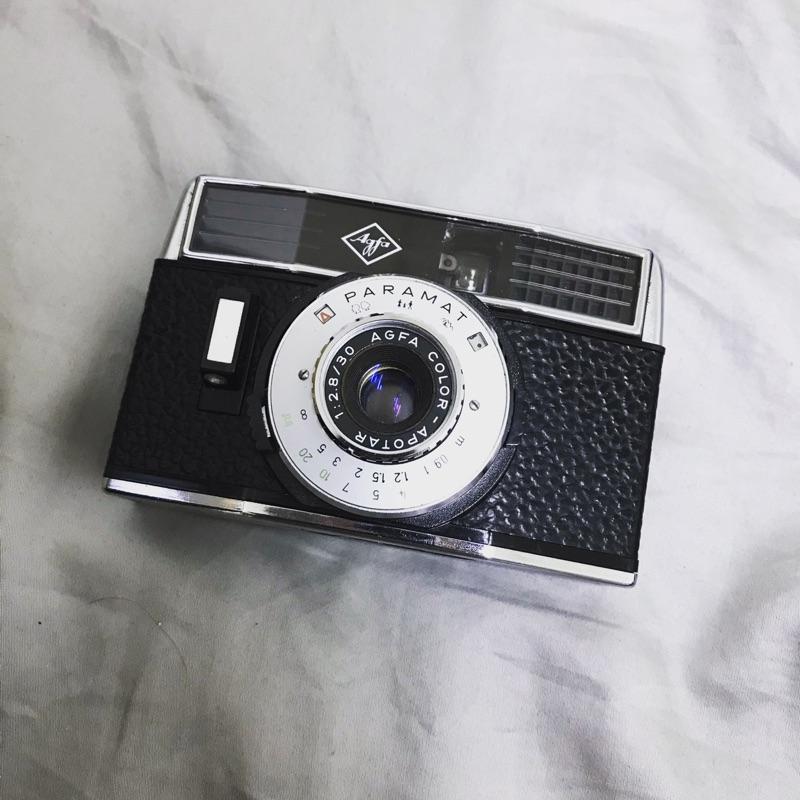 Agfa Paramat 半格底片相機