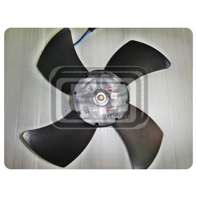 三菱 GRUNDER 04後 2.4 水扇馬達附葉片 水箱風扇 日本馬達 台製外銷件