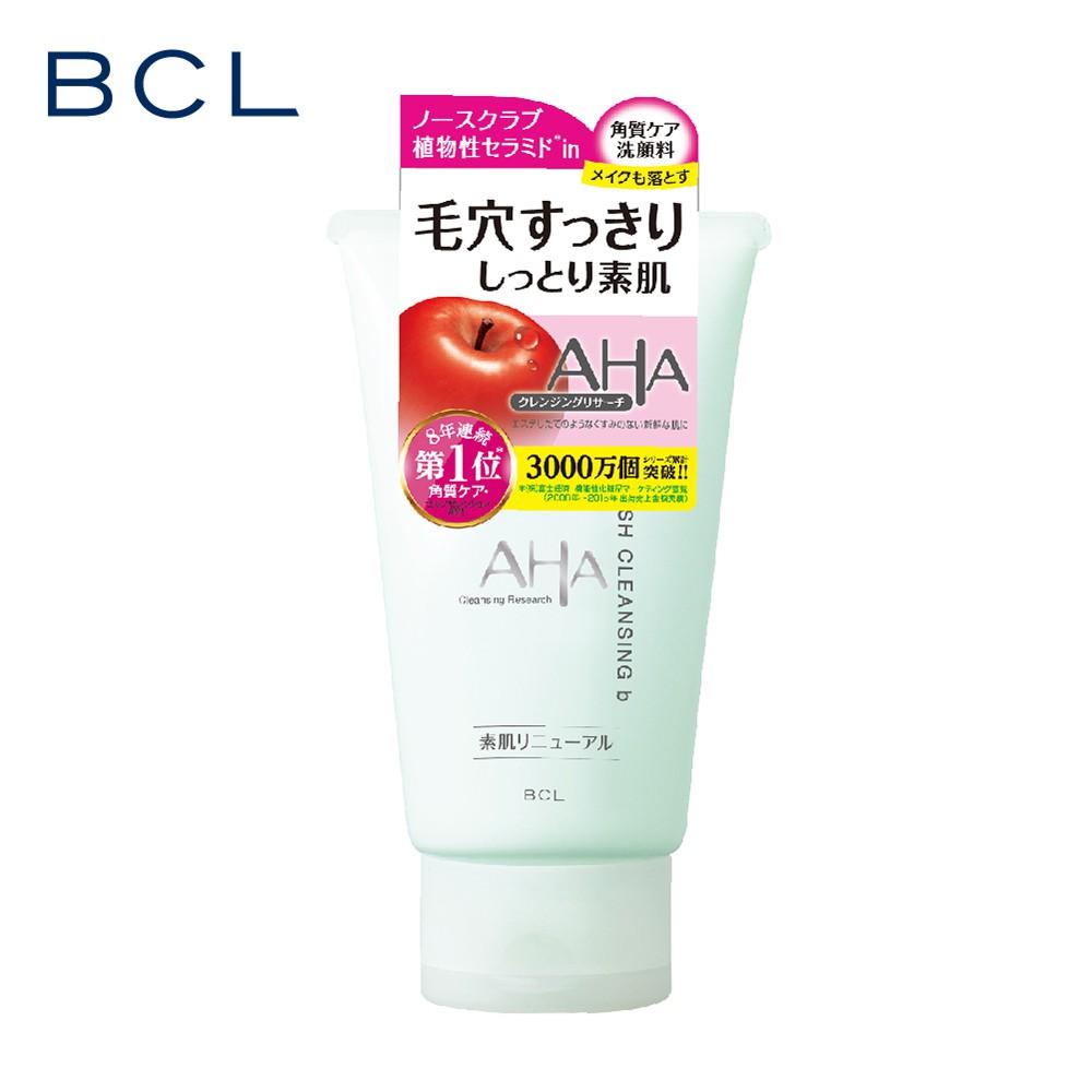 【BCL】AHA柔膚溫和洗面乳120g 官方旗艦店