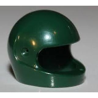 公主樂糕殿 LEGO 8813 8877 8874 8821/ 2446 城堡 安全帽 帽子 深綠 暗綠 (A265) 新北市