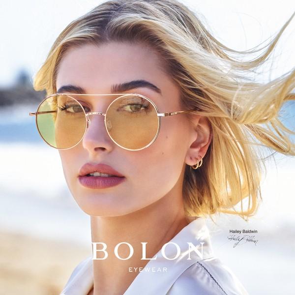【BOLON 暴龍】經典金屬大圓框流行太陽眼鏡 超模代言款 BL8022