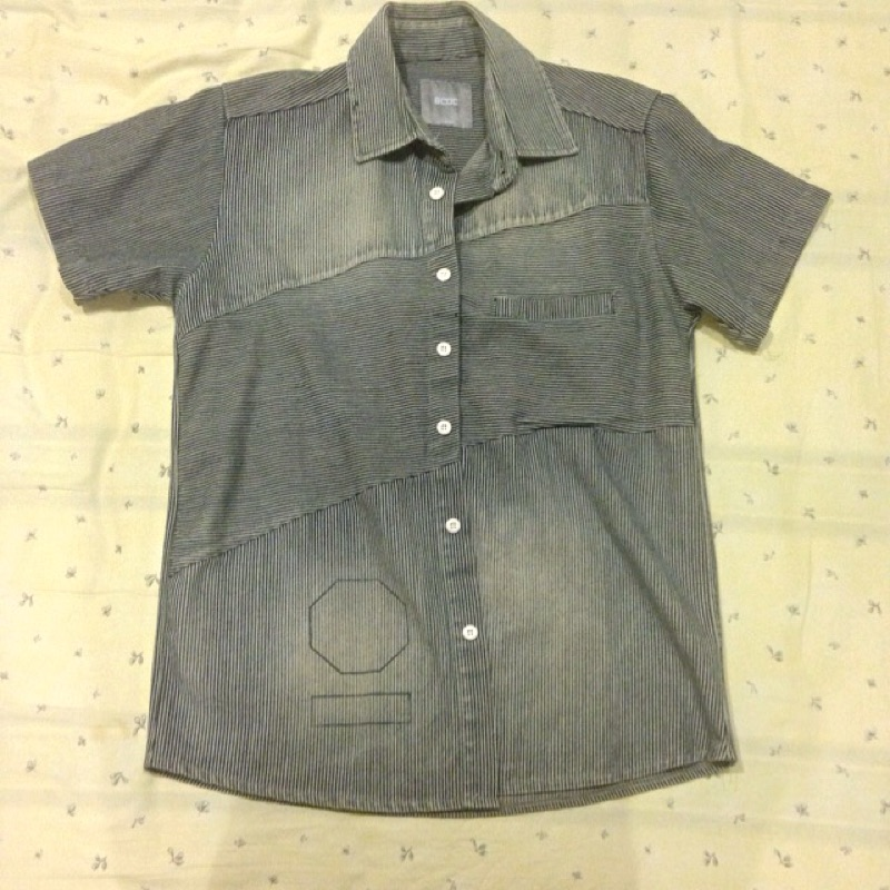 Overkill BCDC 牛仔斜紋襯衫