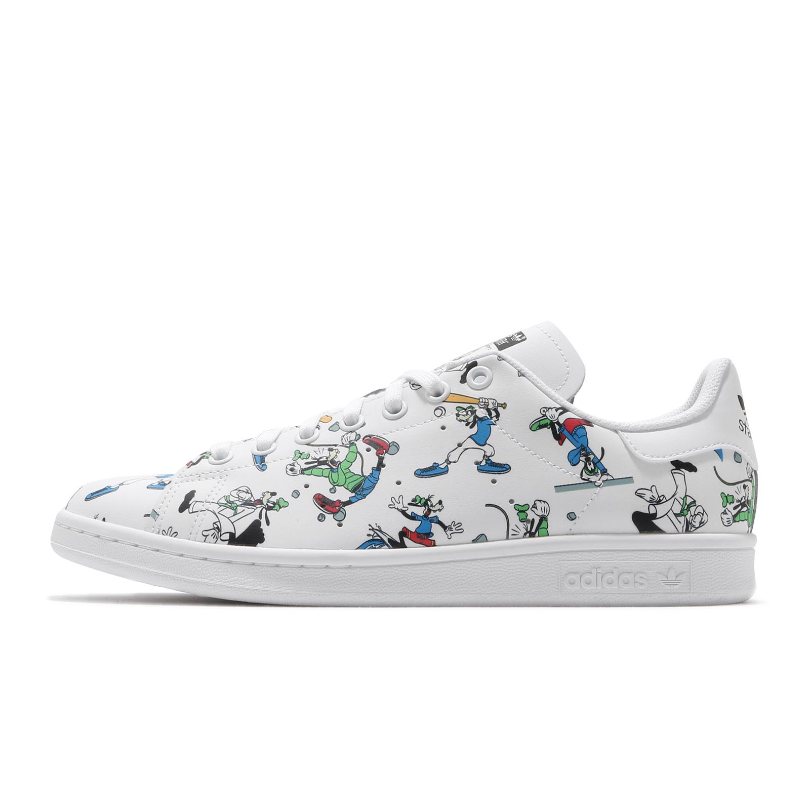 Adidas x DISNEY Stan Smith Goofy 高飛 聯名款 男鞋 迪士尼 【ACS】 FZ0061