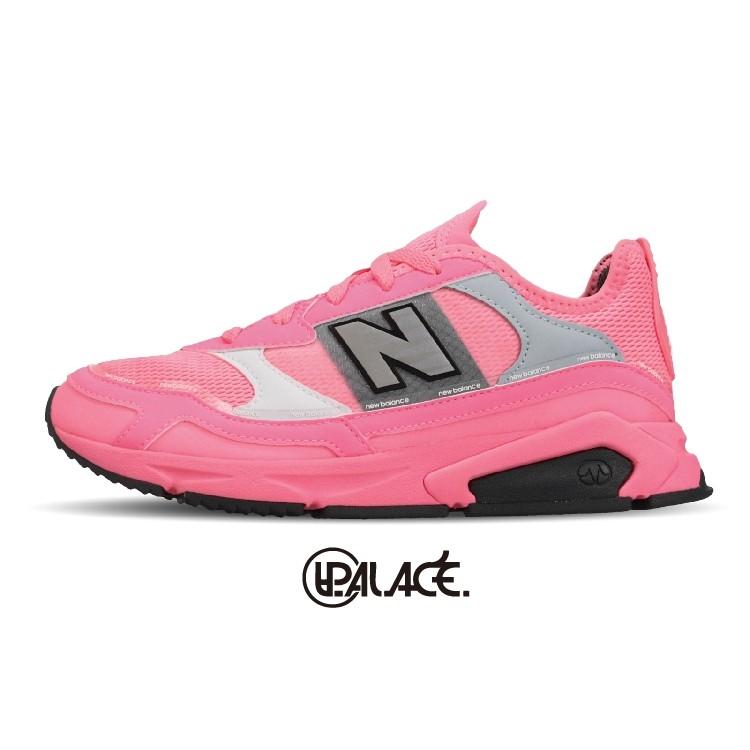 【NEW BALANCE】X-RACER NB 桃紅 休閒鞋 慢跑鞋 WSXRCHFA(palace store)