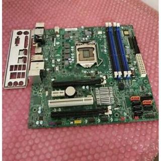 ACER 主機板 Q77H2-AM / Q77晶片組/ DDR3/ USB3.0腳位/ 1155/ 附贈擋板 桃園市