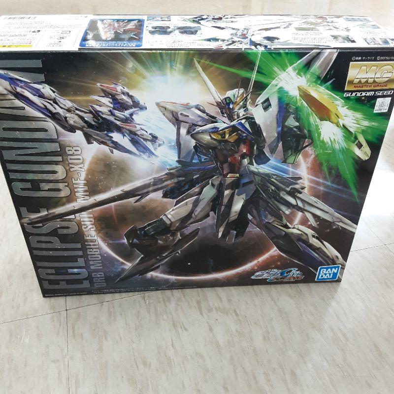 日本萬代 模型鋼彈 MG 1/100星蝕鋼彈5061919