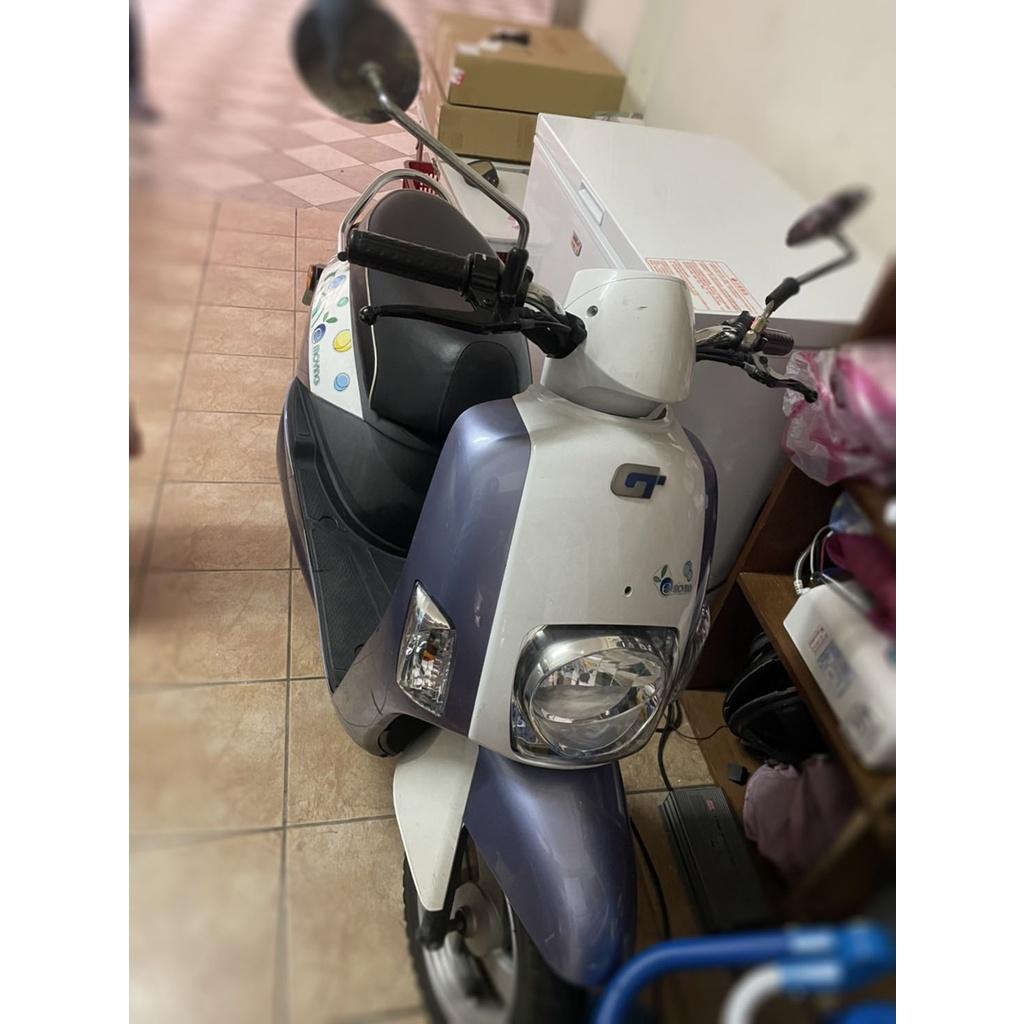 中華 E-Moving 電動車 50cc牌