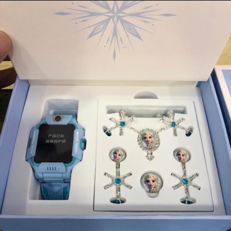 小天才電話手錶最新版 z6冰雪奇緣