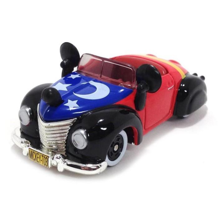 【彩購屋】現貨 日本東京迪士尼樂園 TOMICA 米老鼠 米奇 魔法師 敞篷車 多美小車 玩具車 模型車 樂園限定