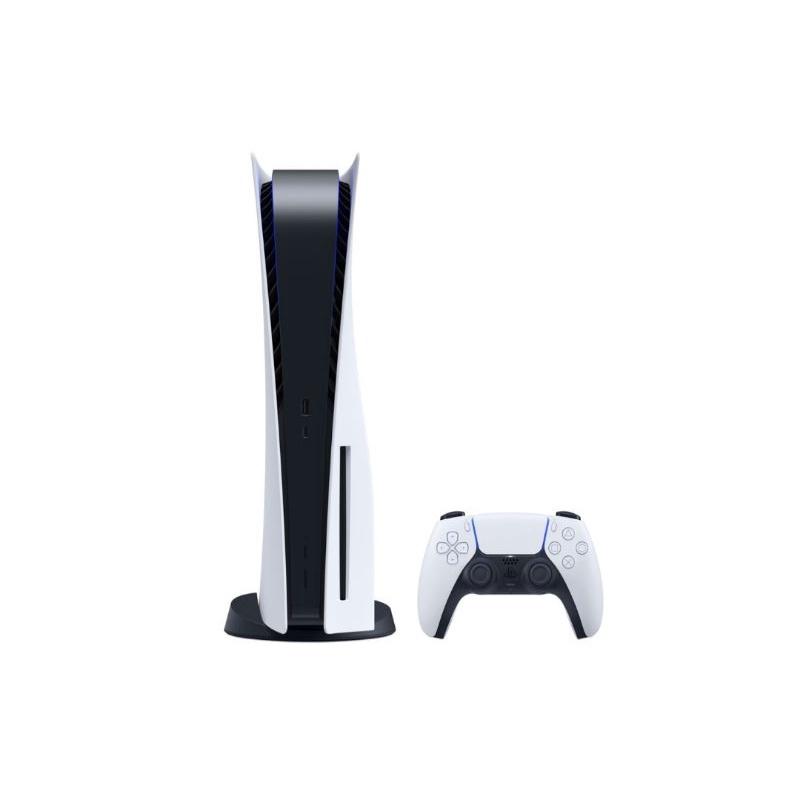 9/22 全新現貨  PS5光碟版 PlayStation 5 光碟版主機 PS5 限面交台灣公司貨