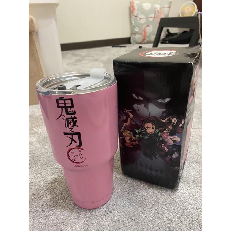鬼滅之刃粉色-冰霸杯
