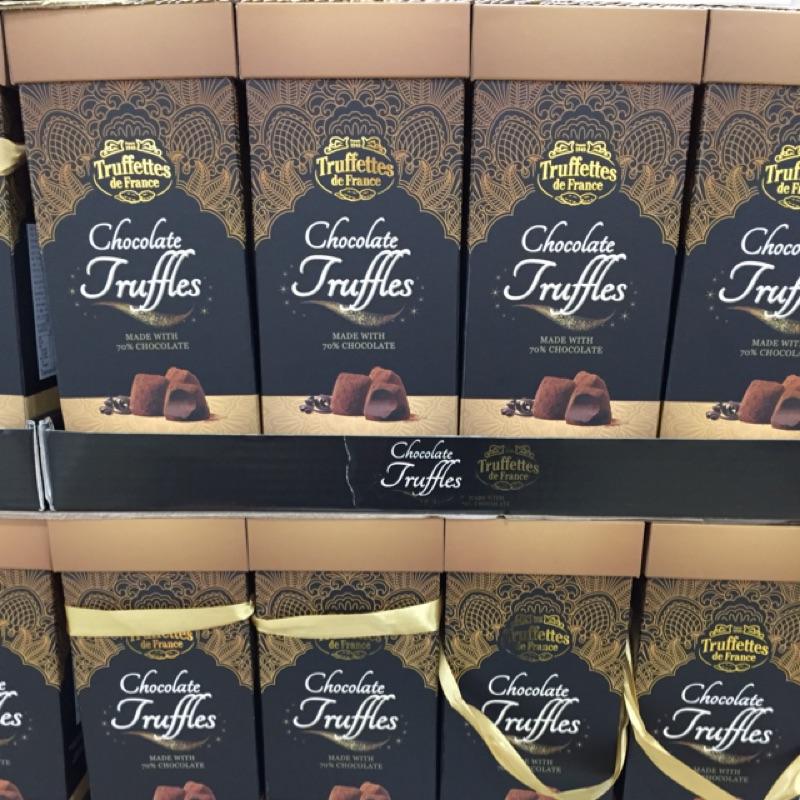 🌈Costco👉代可可脂松露巧克力Truffettes De France  1公斤裝