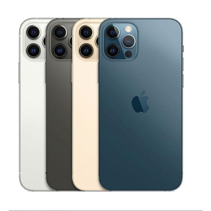 **台灣頻果公司貨**桃園 全新未拆Apple iPhone 12 Pro Max 256G 少量128G破盤 空機
