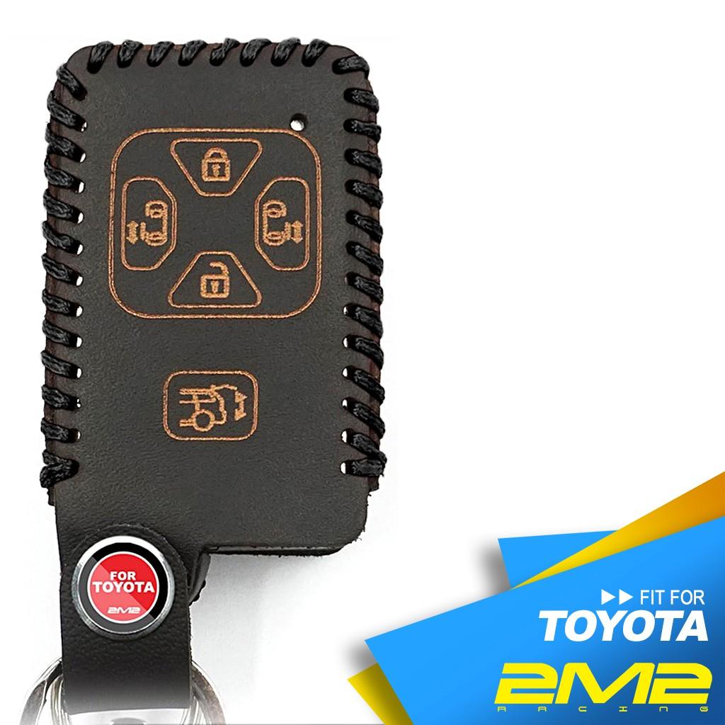 【2M2】 TOYOTA PREVIA I-KEY  經典款 豪華款 旗艦款豐田 汽車 晶片 鑰匙 智慧型 鑰匙包 皮套