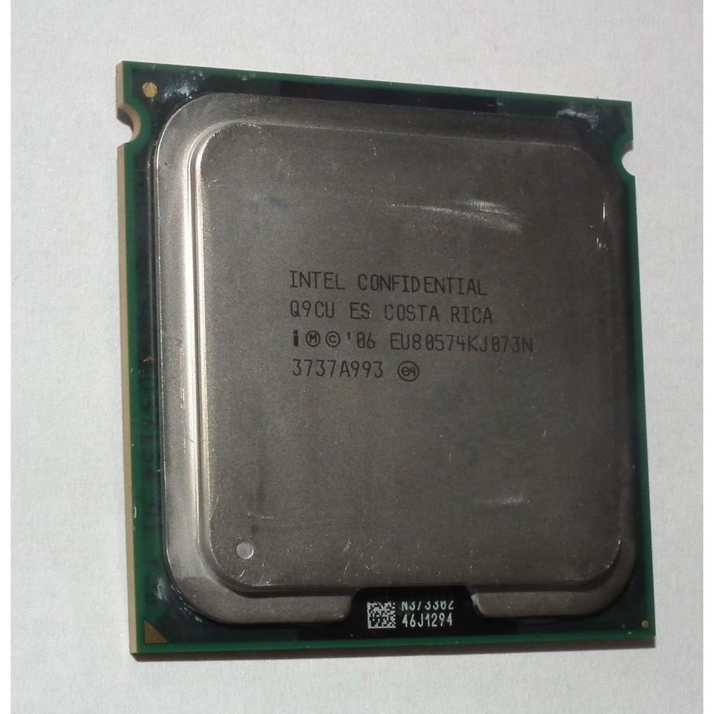 XEON E5440 ES 2.83GHz/12M/LGA771腳位QS四核心CPU Q9CU(有貼片可改LGA775
