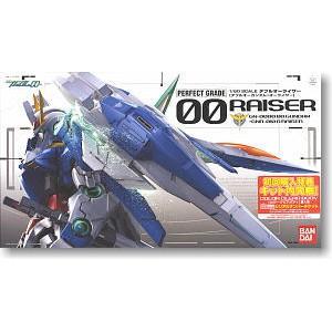 【模霸】BANDAI PG 1/60 00鋼彈 00 Raiser