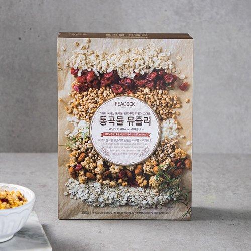 [PEACOCK] 全麥麥片 (380g)
