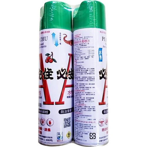 必安住 水性殺蟲劑(550mlX2罐/組)[大買家]