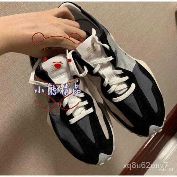 小熊韓國代購iu韓國代購NB327 New Balance 327 NB復古運動鞋