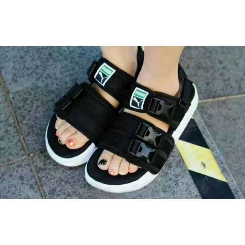 064f5ef50fc5 -SHM Fashion- Puma Leadcat YLM 涼鞋拖鞋夏季一定必敗涼鞋男女同款