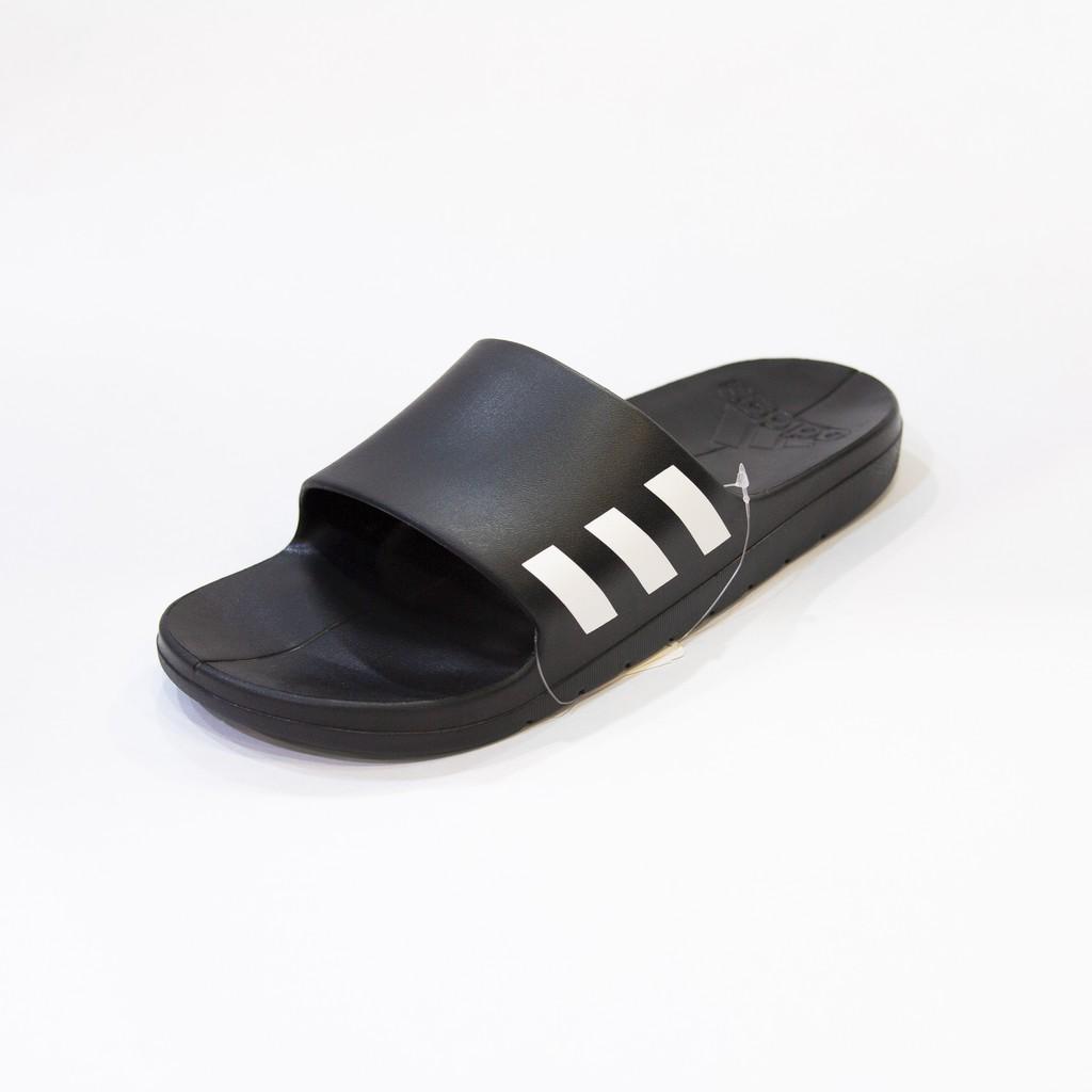 adidas CG3540 拖鞋(黑色)
