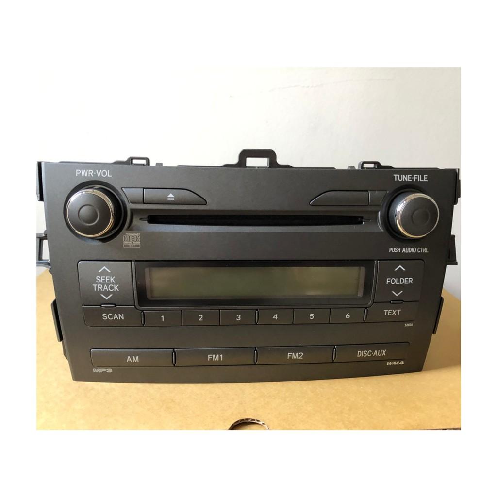 Carmax原廠汽車車用音響C57D6-12B02