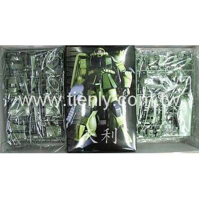 【鄭姐的店】日本 BANDAI 1/60 PG 綠色 MS-06F 鋼彈