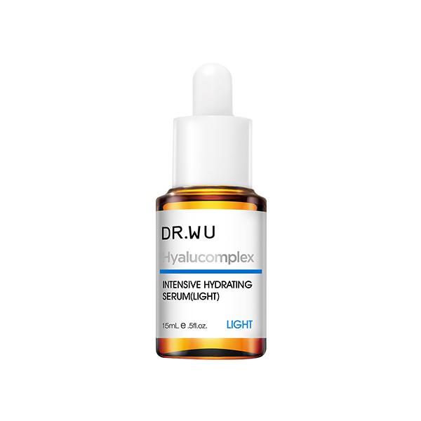 DR.WU玻尿酸保濕精華液(清爽型)15ML【康是美】