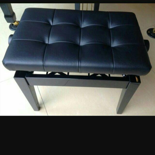 高級升降鋼琴椅//縫線式鋼琴椅/ 微調式升降鋼琴椅