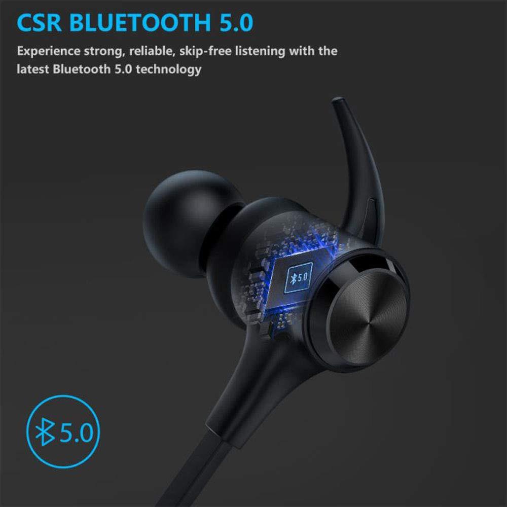 強強滾 日本Boltune IPX7防水藍牙耳機運動無線耳機5.0 內置麥克風 CVC 8.0降噪 免提AAC