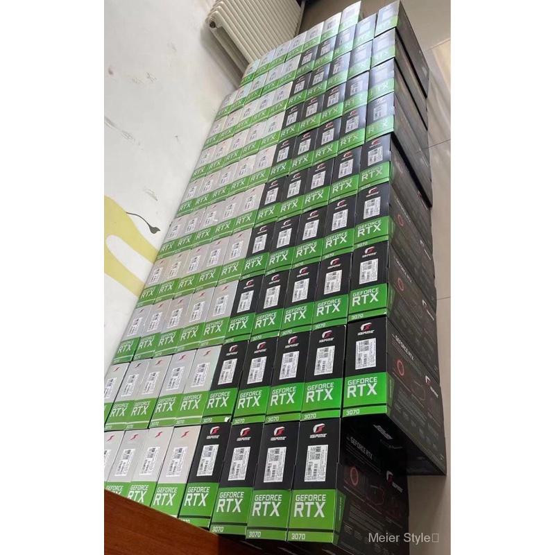【88一手貨源】一線品牌RTX3070 3080 3090 3060ti顯卡1660s遊戲專用下單諮詢