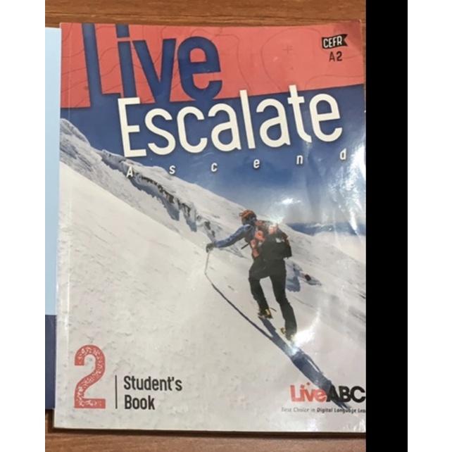二手 Live Escalate 2