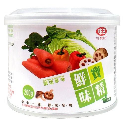味王 鮮寶味精 200g【康鄰超市】
