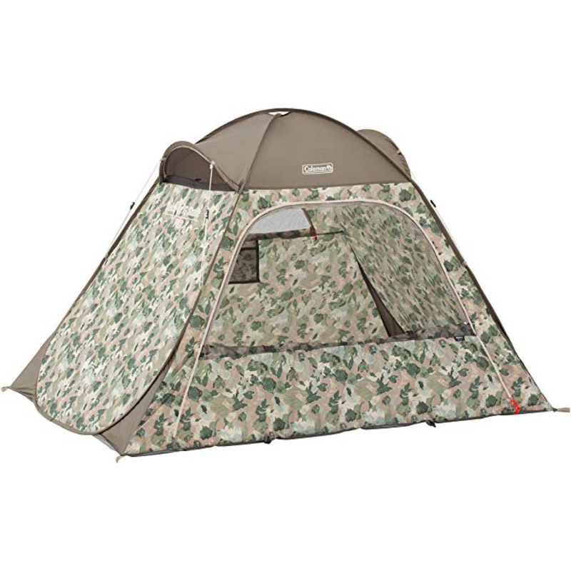 日本代購Coleman科爾曼帳篷 戶外露營野餐旅遊 2-3人用快速帳秒拋帳篷易於彈出輕鬆快速帳篷彈開式沙攤帳