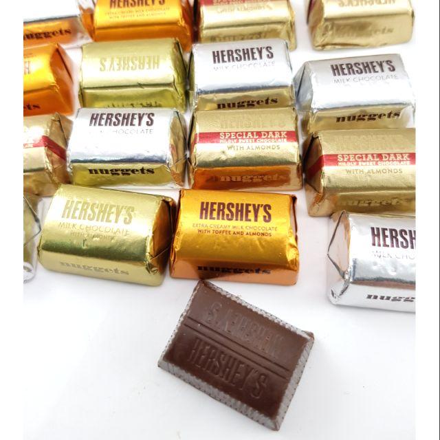 嘗甜頭 附發票 賀喜好時金磚綜合巧克力 200公克 Hershey's巧克力 進口巧克力 現貨