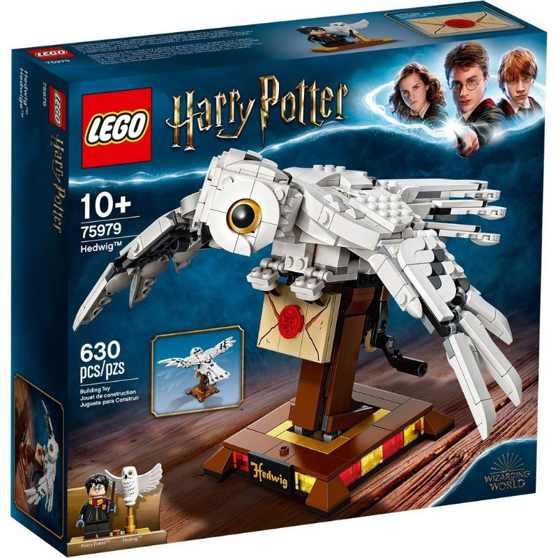 {全新} LEGO 樂高 75979 Hedwig 哈利波特 嘿美