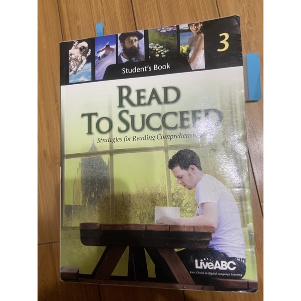 read to succeed student's book3