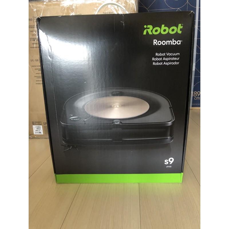 (聊聊可優惠)美國原裝 iRobot Roomba S9 掃地機器人 吸塵器