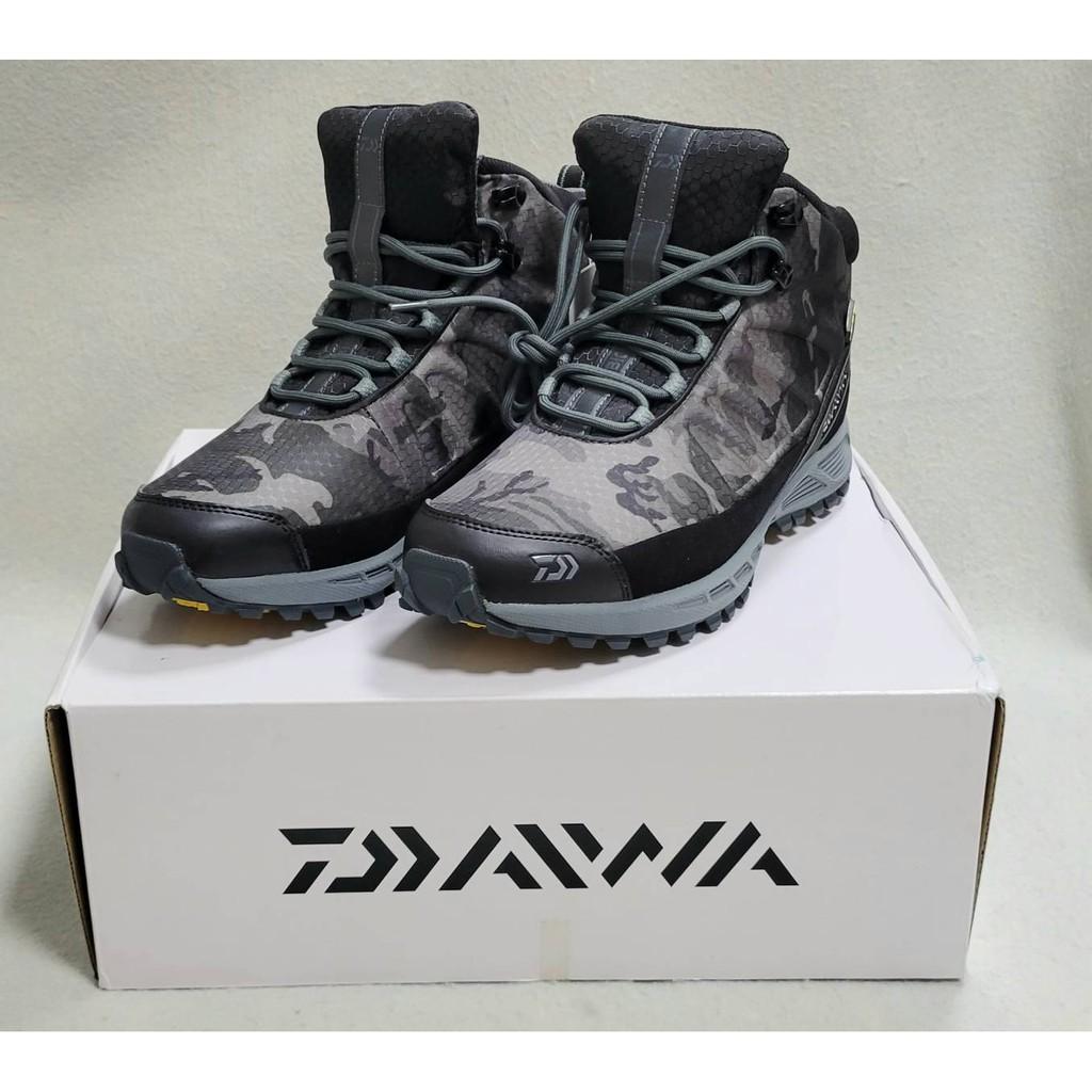 🔥【平昇釣具】🔥DAIWA 釣魚鞋 DS-2101QS-H 輕便 防水 短防滑鞋(膠釘) 釣魚鞋 全新品