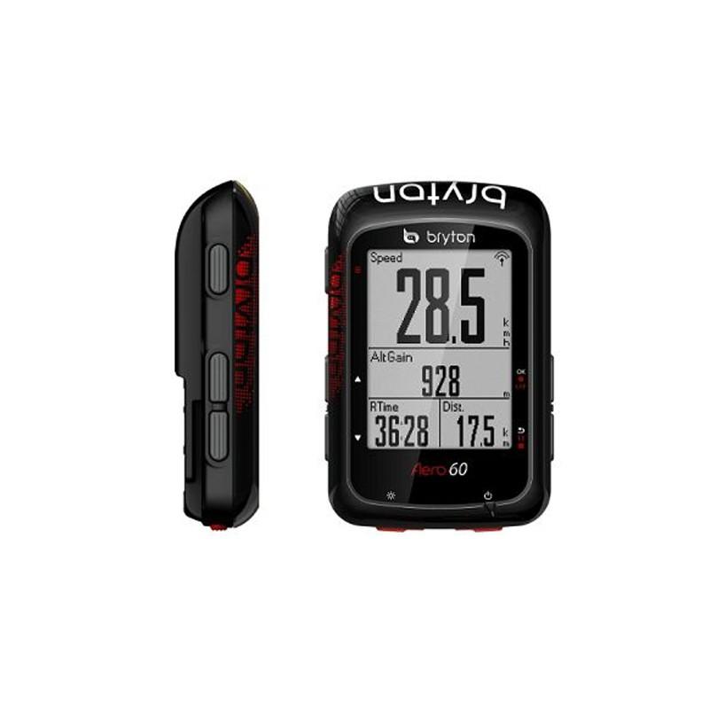 BRYTON Aero 60E GPS自行車行車記錄器 馬錶 碼表(單機版)[03103629]
