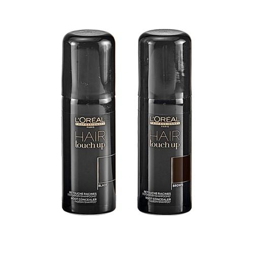 LOREAL 萊雅 小黑瓶補色噴霧(75ml) 自然黑/自然棕【小三美日】D698000