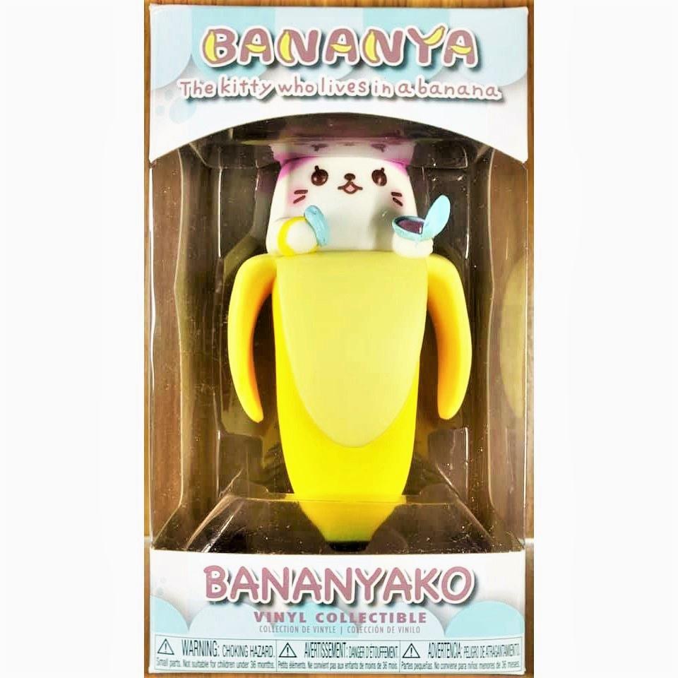 ☆勳寶玩具舖【現貨】FUNKO POP 香蕉喵 日本動畫 BANANYA 香蕉喵子 BANANYAKO