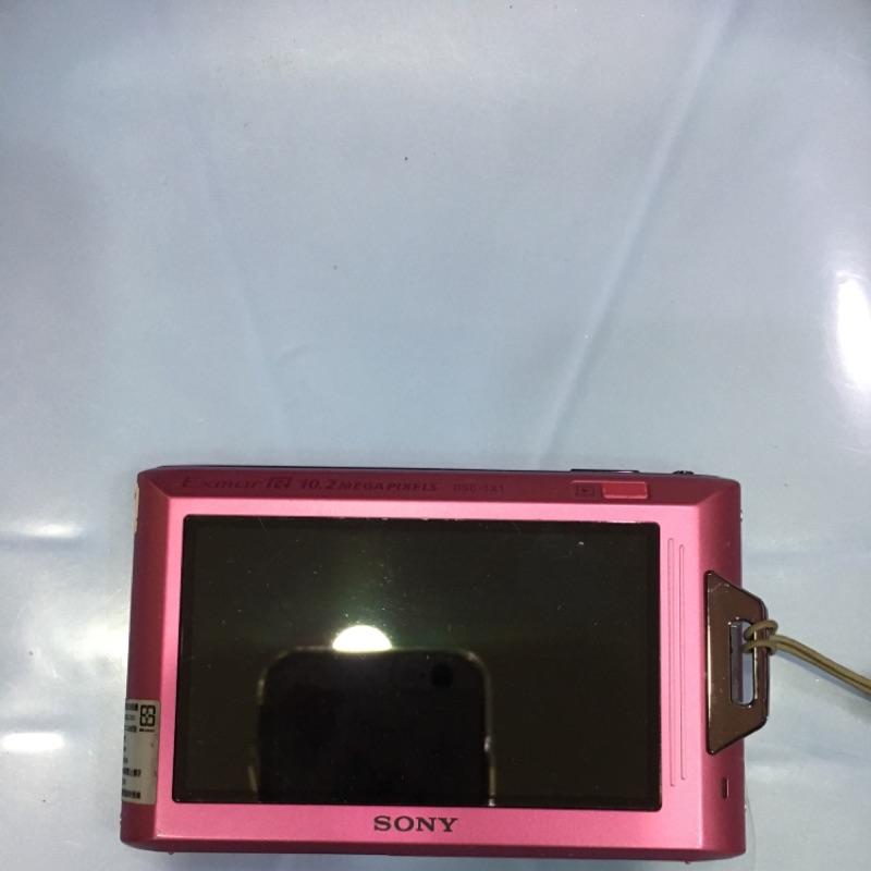 二手~SONY數位相機(DSC tx1)(未附電池)