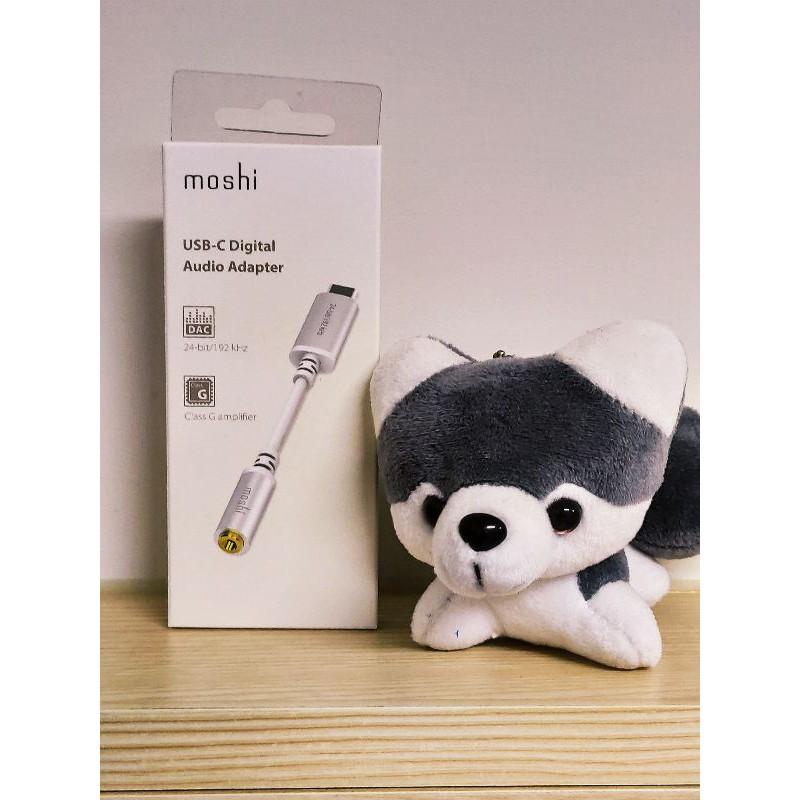 moshi摩仕 USB-C 音樂轉接器