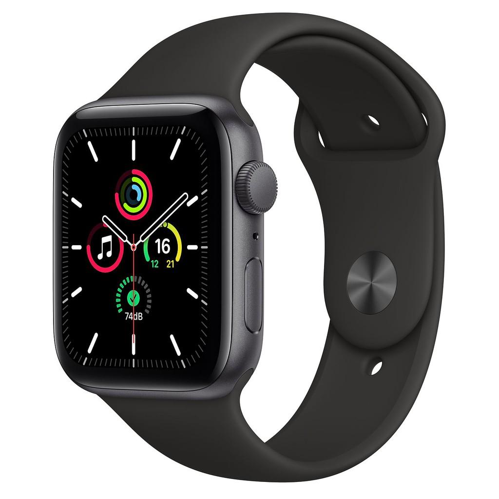 Apple Watch SE 44mm/40mm GPS 鋁金屬錶殼 太空灰/金/銀