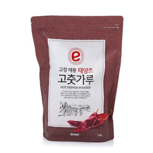 [韓國直送][易買得 emart] 太陽草辣椒粉 1kg