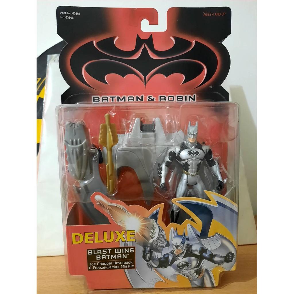 【約瑟夫的懷舊玩具屋】1988年 KENNER BATMAN&ROBIN 蝙蝠俠 BLAST WING BATMA